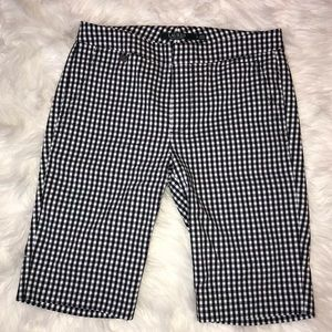 Ralph Lauren Bermuda Plaid Shorts